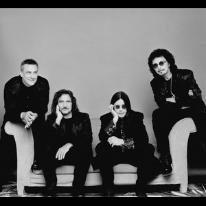 The artist Black Sabbath on Manchester Music