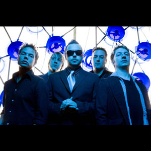 The artist Blue October on Manchester Music