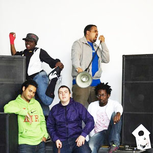 The artist Buraka Som Sistema on Manchester Music