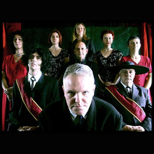 The artist Cardiacs on Manchester Music
