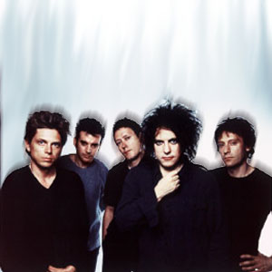 The artist The Cure on Manchester Music