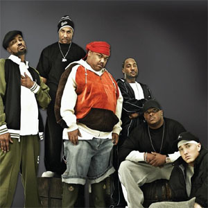 The artist D12 on Manchester Music