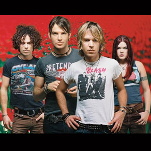 The artist The Dandy Warhols on Manchester Music