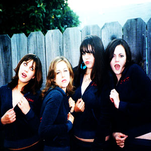 The artist The Donnas on Manchester Music
