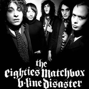 The artist The Eighties Matchbox B-Line Disaster on Manchester Music
