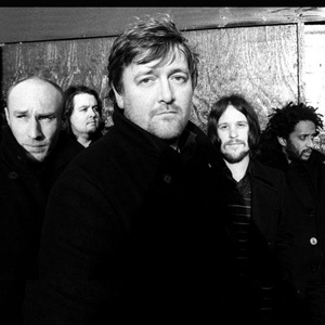 The artist Elbow on Manchester Music