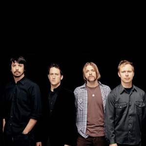 The artist Foo Fighters on Manchester Music