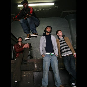 The artist GymClassHeroes on Manchester Music