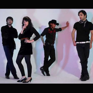 The artist Howling Bells on Manchester Music