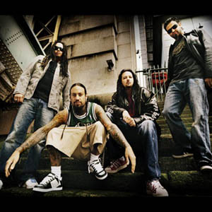 The artist Korn on Manchester Music