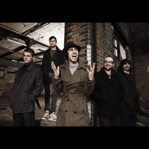 The artist Maximo Park on Manchester Music