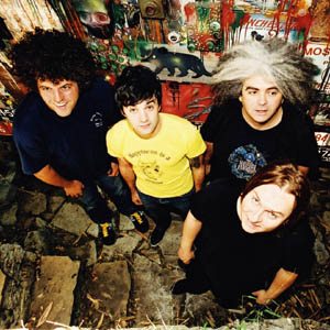 The artist The Melvins on Manchester Music