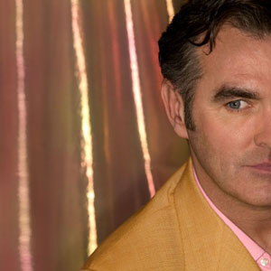 The artist Morrissey on Manchester Music