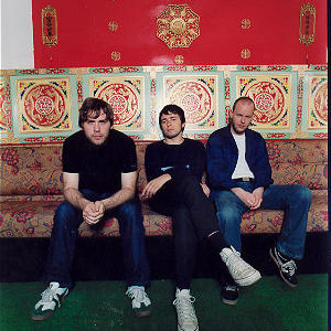The artist Peter, Bjorn And John on Manchester Music