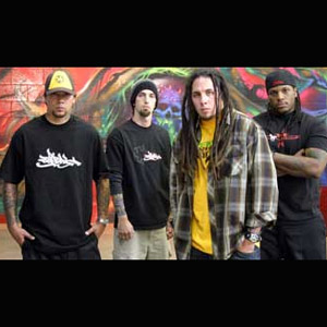 The artist P.O.D. on Manchester Music
