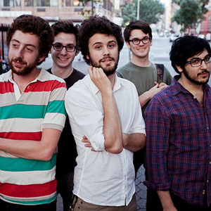 The artist Passion Pit on Manchester Music