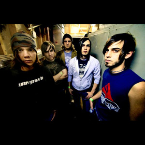 The artist The Red Jumpsuit Apparatus on Manchester Music