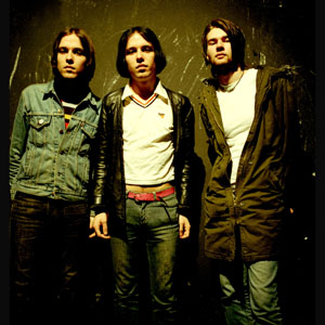 The artist The Cribs on Manchester Music