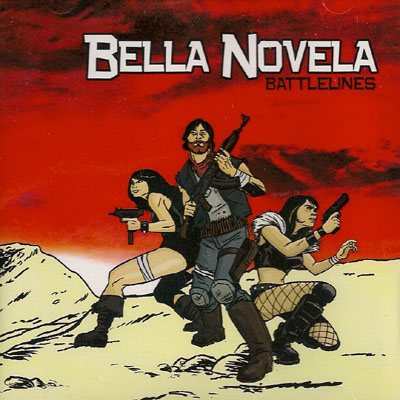 The artist Bella Novela on Manchester Music