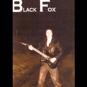 The artist Black Fox on Manchester Music