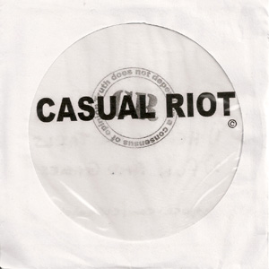 The artist Casual Riot  on Manchester Music