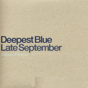 The artist Deepest Blue on Manchester Music