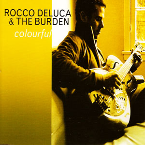 The artist Rocco Deluca & The Burden on Manchester Music