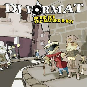 The artist DJ Format on Manchester Music