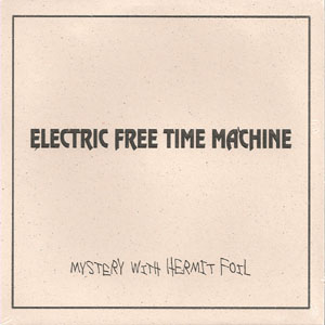 The artist Electric Free Time Machine on Manchester Music
