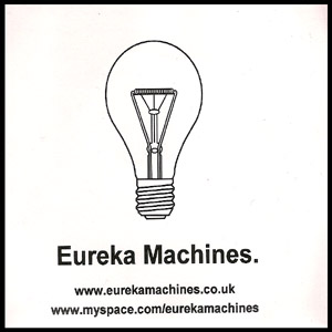 The artist Eureka Machines on Manchester Music