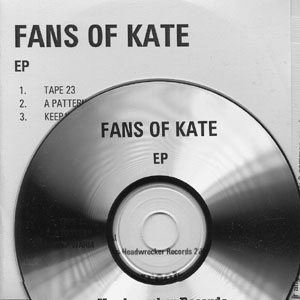 The artist Fans Of Kate on Manchester Music