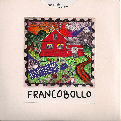 The artist Francobollo on Manchester Music