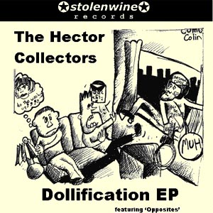 The artist The Hector Collectors on Manchester Music