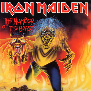 The artist Iron Maiden on Manchester Music
