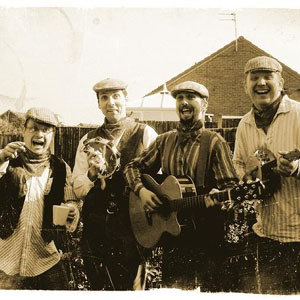 The artist The Lancashire Hotpots on Manchester Music