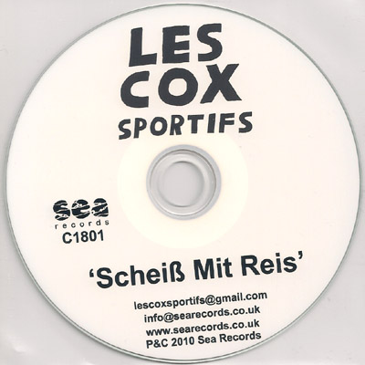 The artist Les Cox Sportifs on Manchester Music