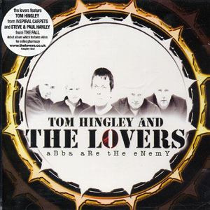 The artist Tom Hingley / Tom Hingley & The Lovers on Manchester Music