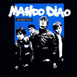 The artist Mando Diao on Manchester Music