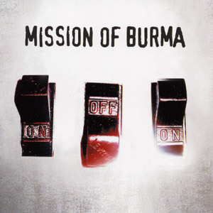 The artist Mission Of Burma on Manchester Music