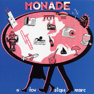 The artist Monade on Manchester Music