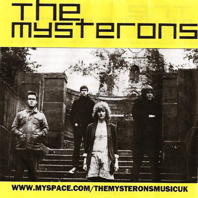 The artist The Mysterons on Manchester Music