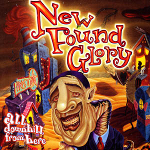 The artist New Found Glory on Manchester Music