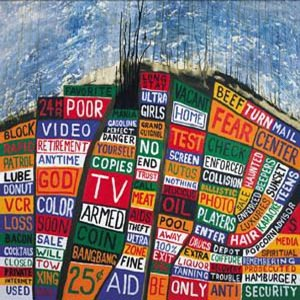 The artist Radiohead on Manchester Music