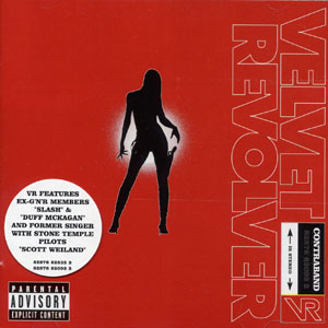 The artist Velvet Revolver on Manchester Music