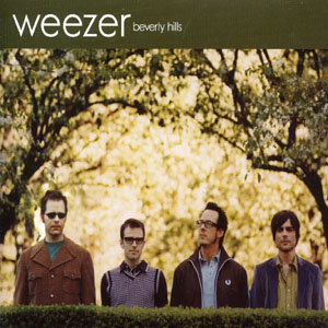 The artist Weezer on Manchester Music