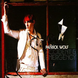 The artist Patrick Wolf on Manchester Music