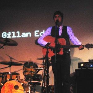 The artist Gillan Edgar on Manchester Music