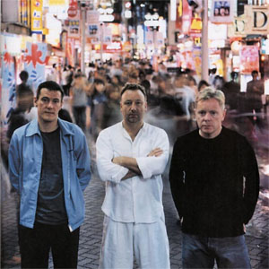 The artist New Order on Manchester Music